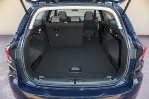 Foto des Koferraums des Fiat Tipo Kombi. Bild des herstellers
